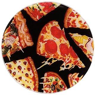 Andreas Silicone Trivet, Pizza, 8 Inch