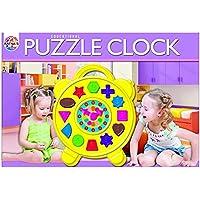 Ratna's Puzzle Clock, Puzzle Clock, Puzzle Clock for Kids, Kids Puzzle Clock