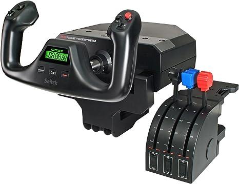 Saitek Pro Flight Yoke System - Sistema de control para ...