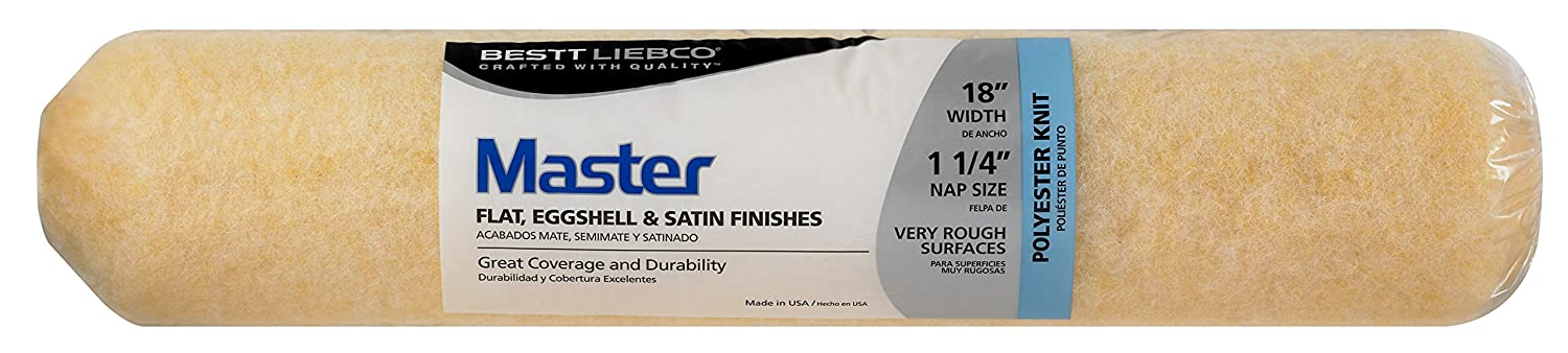Bestt Liebco 559030800 Master Knit 7-Inch x 1//2-Inch Roller Cover Purdy