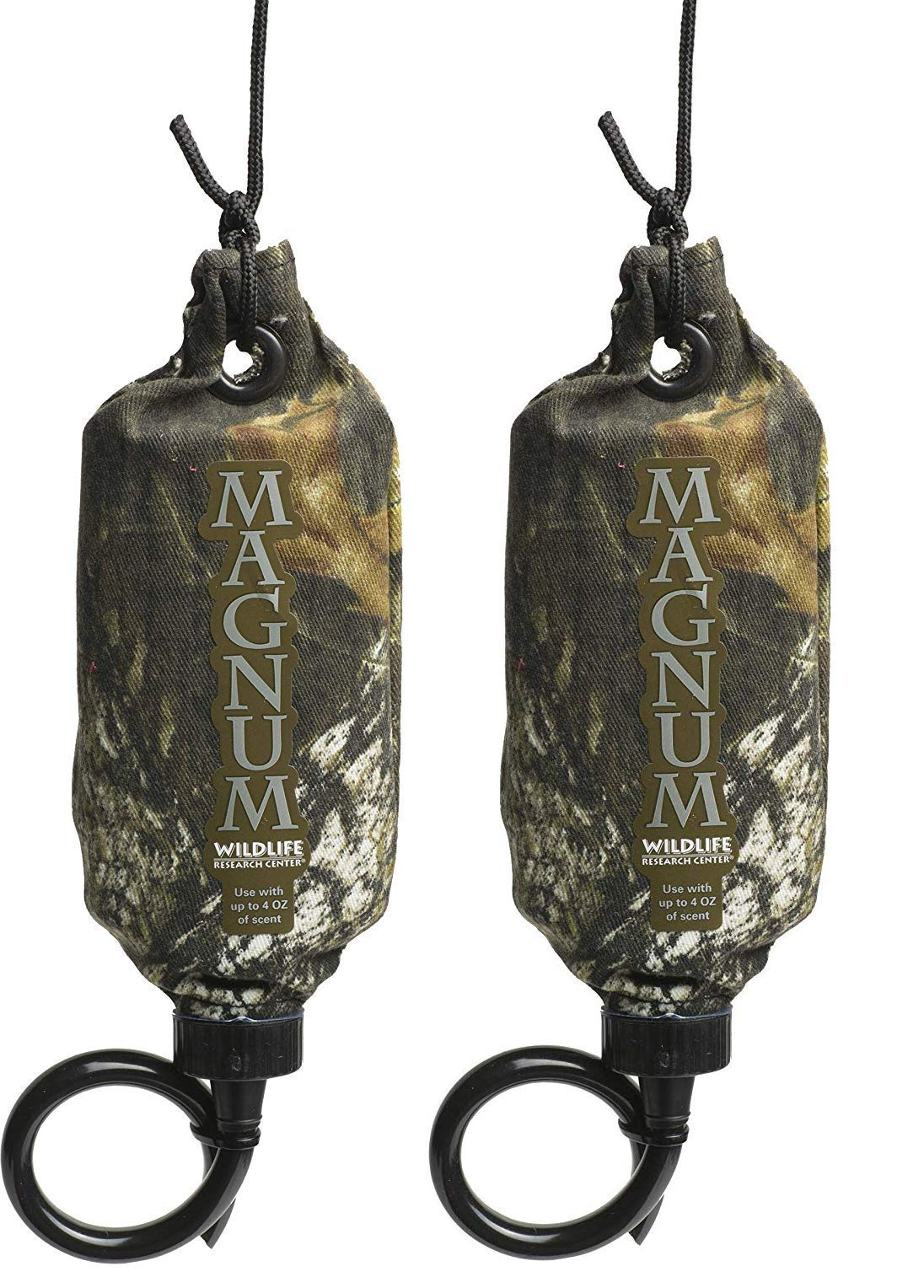 Wildlife 381 Magnum Scrape-Dripper Scent Dispenser, Camouflage (Тwo Рack)