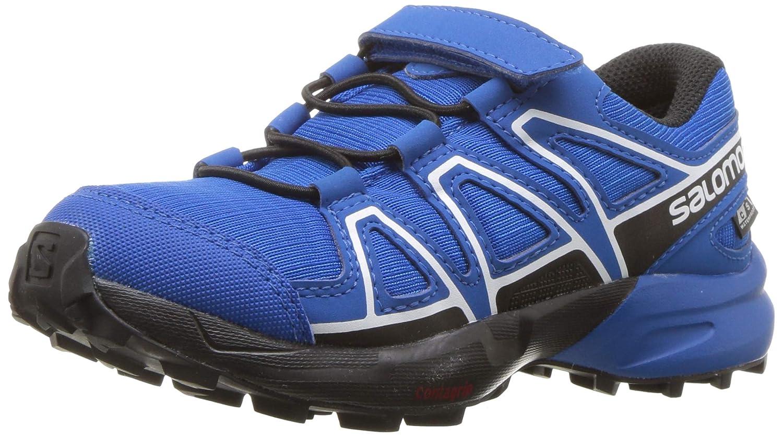 Salomon Speedcross CSWP K, Chaussures de Trail Mixte Enfant