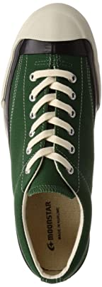 MoonStar Fine Vulcanized Gym Court: Green