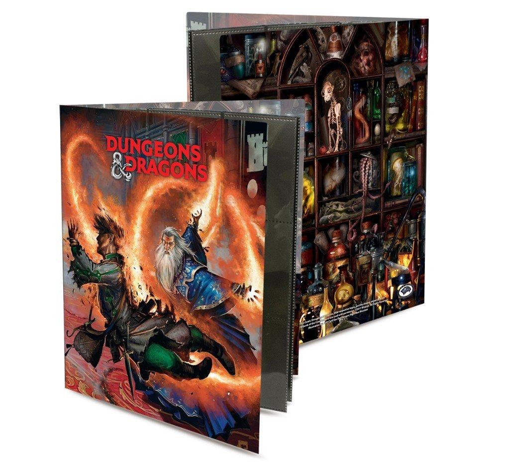 Amigo Spiel + Freizeit Ultra Pro 85305d et d Character Folio Wizard, Cartes à Jouer Cartes à Jouer