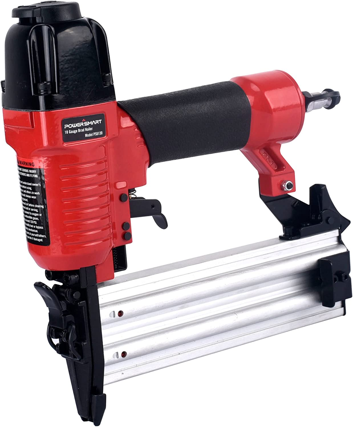 PowerSmart PS6130 Pneumatic 18 Gauge Brad Nailer