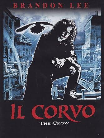 The Crow 1994 movie storyboard trading cards Brandon Lee Ernie Hudson