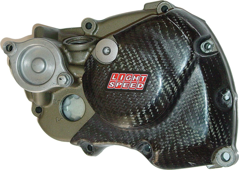 LightSpeed Carbon Fiber Ignition Cover Wrap 052-00420