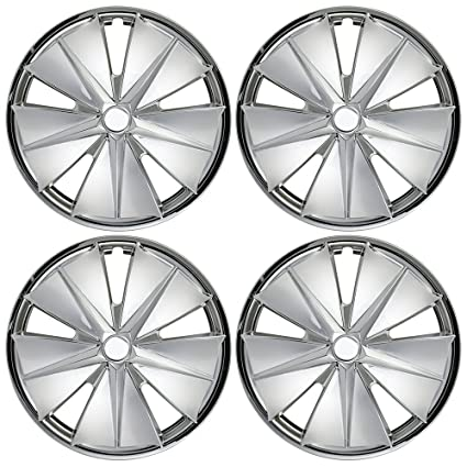 Amazon Com Custom Accessories 93002 Xt Viking 15 Wheel Cover Set