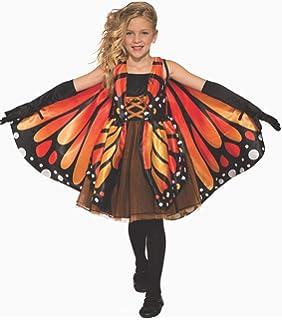 Amazon.com: Disfraz de mariposa para Halloween para niñas ...