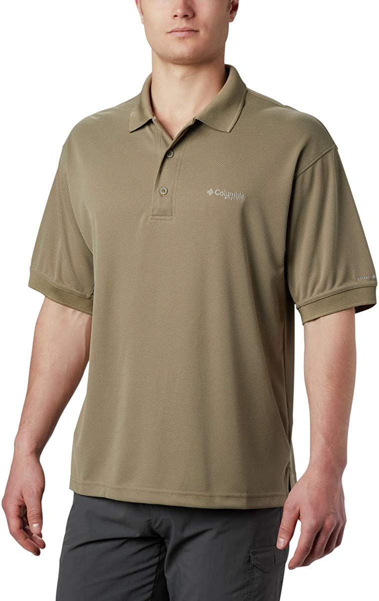 Columbia Mens Perfect Cast Uv Protection Wicking Shirt: Clothing