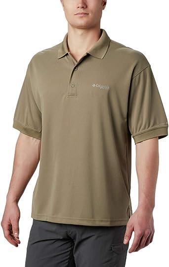 Columbia Mens Perfect Cast Polo Shirt