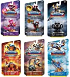 UCC Distributing Skylanders Superchargers Exclusive Mystery Starter Pack Set of 6 Includes 6 Random Skylander Figures…