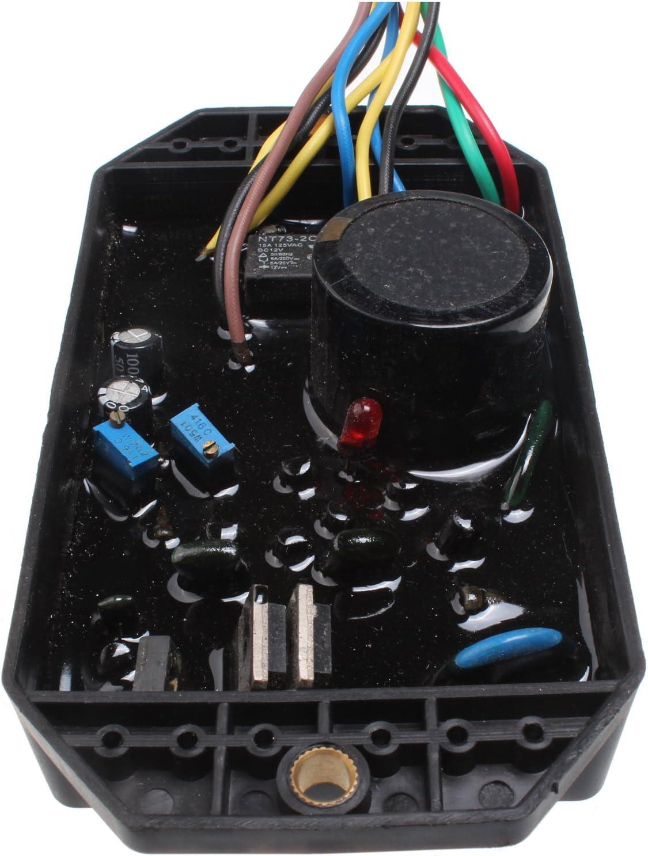 KI-DAVR 50S R/égulateur de tension monophas/é 5 kW
