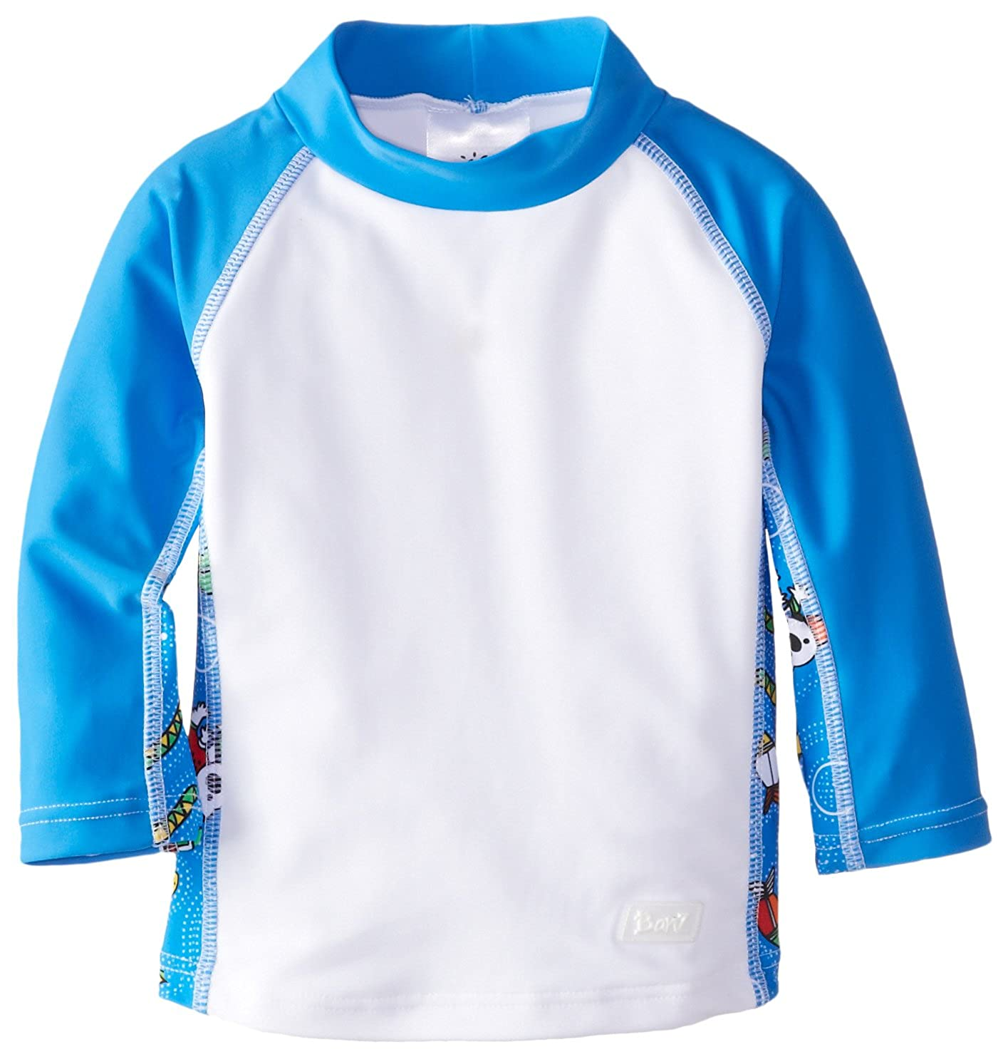 Baby Banz baby-boys Baby Long Sleeve Loose Fit Rash Top Baby Banz Baby Apparel S13RL-FS