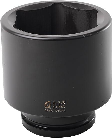 Sunex 228d 1//2-Inch Drive 7//8-Inch Deep Impact Socket Sunex International