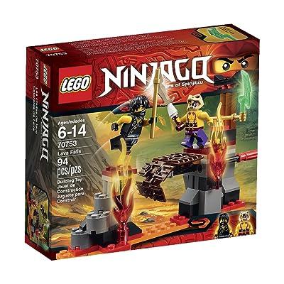 Lego Ninjago Lava Falls Toy: Toys & Games
