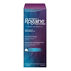 Women's Rogaine Foam