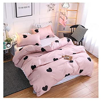 Amazon.com: ORIHOME Juego de sábanas con estampado de ...