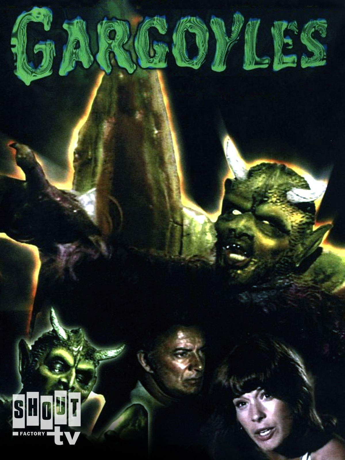 Gargoyles on Amazon Prime Video UK