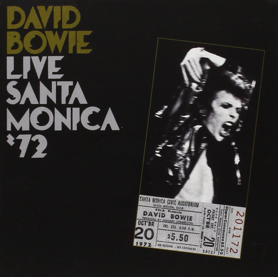 Live In Santa Monica '72 by Parlophone