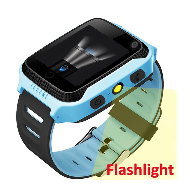 Miuniu Sholdnut Children Boys and Girls Base Station Positioning Wrist Smart Watch GIF Smart Watches