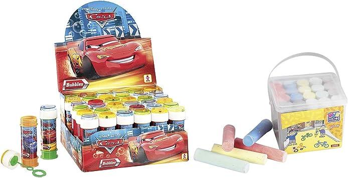 Cars - Pompero, 11 cm (Dunlop 103490000): Amazon.es: Juguetes y juegos