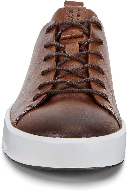 ECCO Soft 8 Men's, Sneakers Basses Homme Lion Bruni