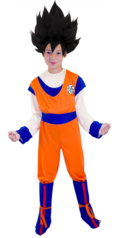 Disfraz de Goku™ Dragon Ball Z™, para niño - 5-7 años: Amazon.es: Juguetes y juegos