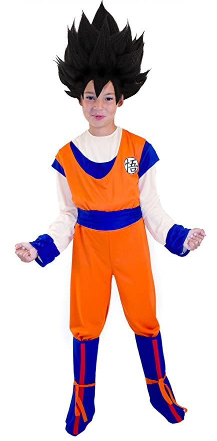 Disfraz de Goku™ Dragon Ball Z™, para niño - 9-11 años ...