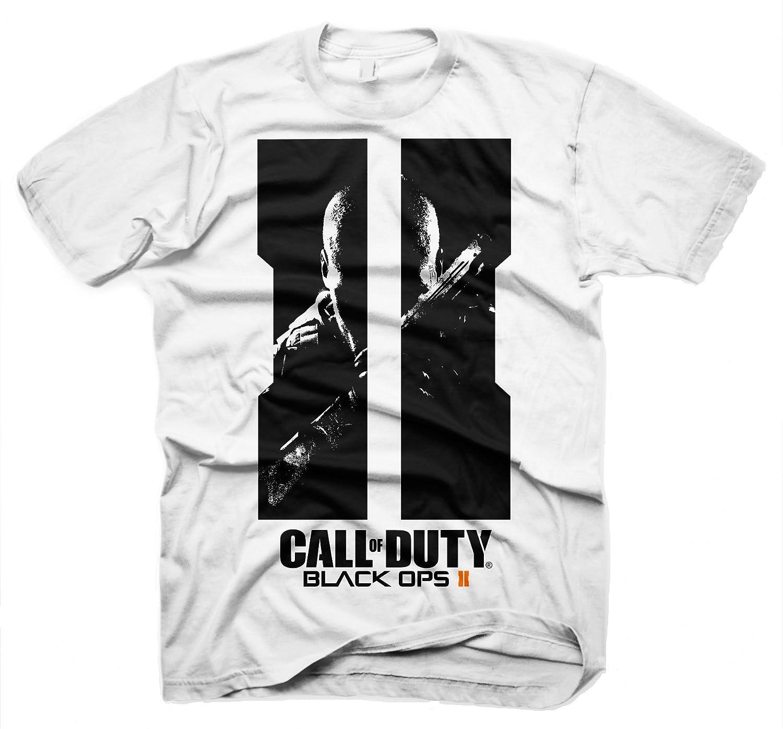 CoD8 - Black Ops II T-Shirt - Number II L Gaya Entertainment GmbH GAYA-BOPS2-GE1121L Fan-Artikel Zubehör