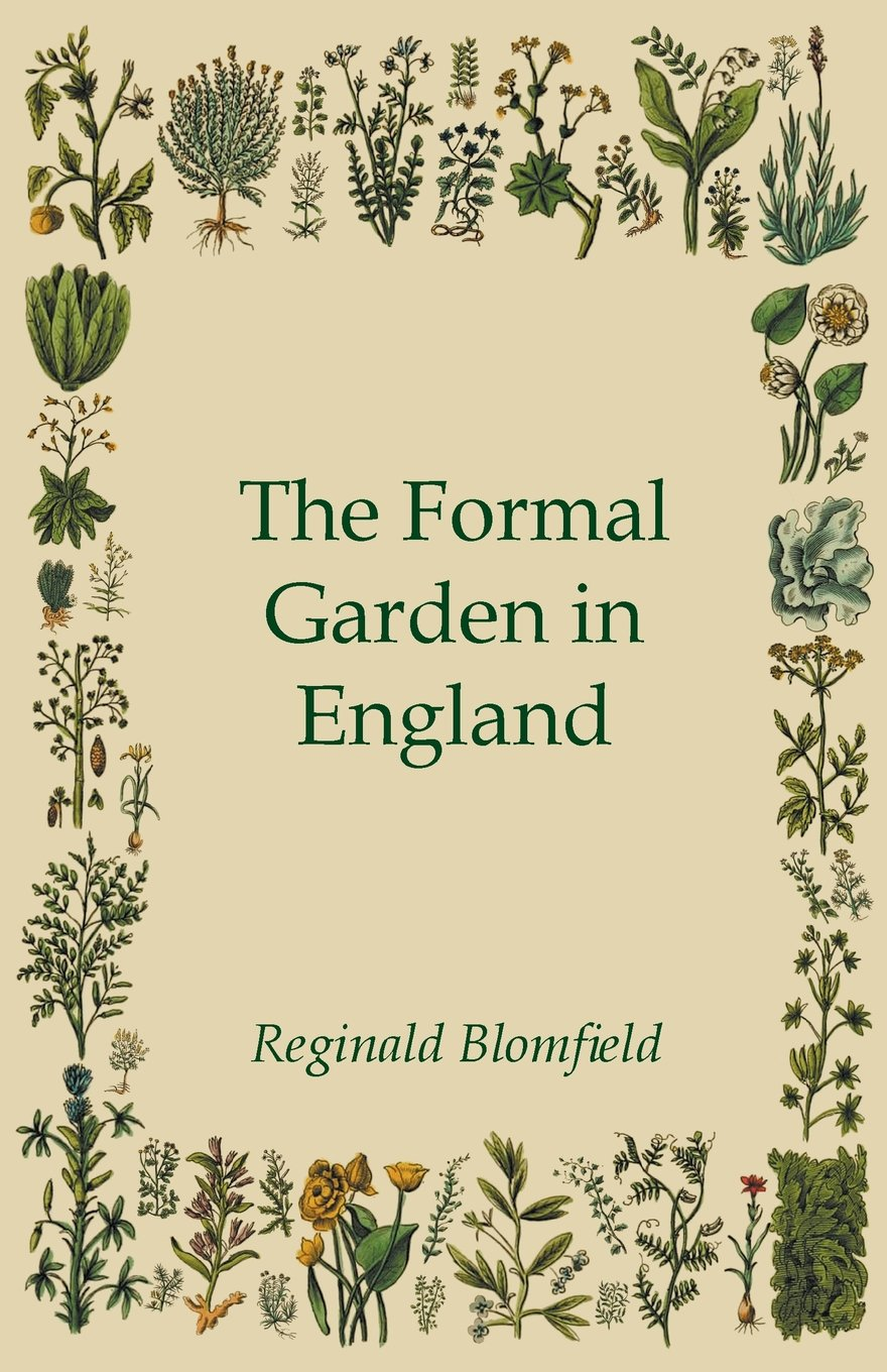 Download The Formal Garden in England PDF