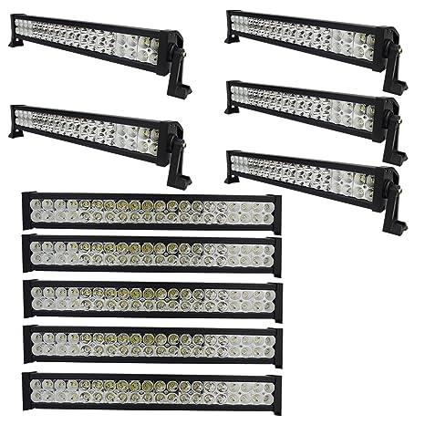 PrimLight 10pcs 120W Luz del Trabajo de LED Proyector de la ...