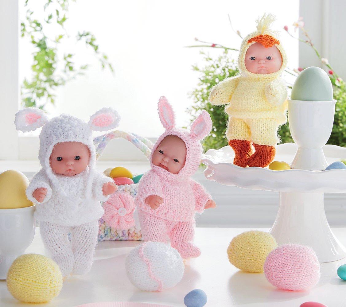 Easter Doll Ensemble Kit