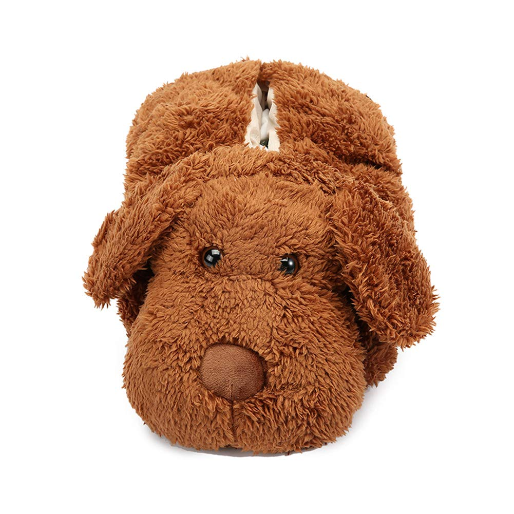 seemehappy Cute Plush Animals Napkin Tissue Box Case Holder for Car Armrest Headrest Home Decoration by seemehappy