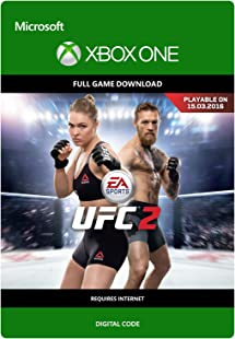 UFC 2 - Xbox One Digital Code