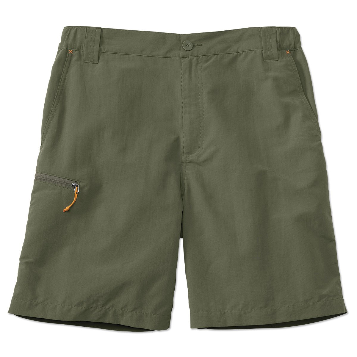 Orvis Jackson Quick-Dry Shorts, Olive, 2XL