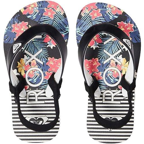 f490dbdd417 Roxy Girls  TW Tahiti Flip Flop Sandals