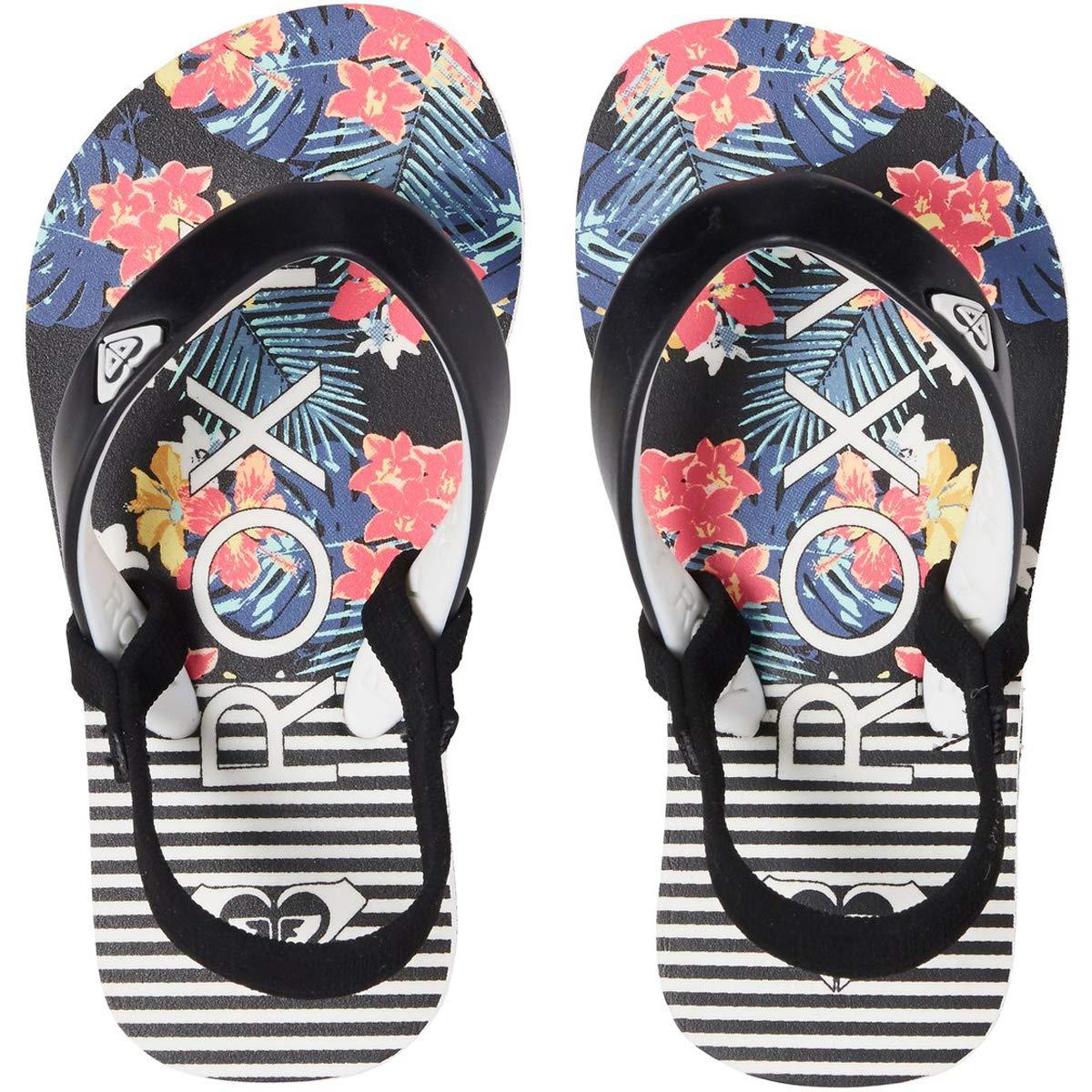 364a58c24 Galleon - Roxy Girls  TW Tahiti Flip Flop Sandals