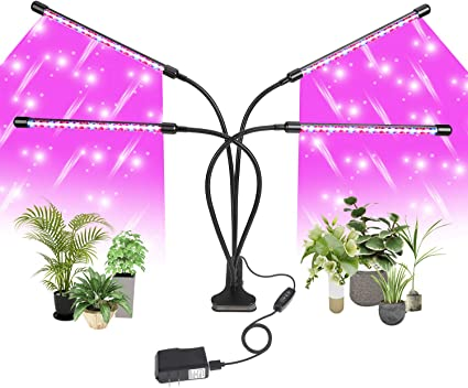 LED Grow Light Plant Growing Lamp Lights Indoor Plants Yard Garden Hydroponic A