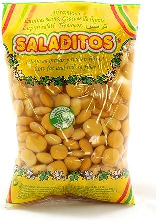 Altramuz Bolsa Saladitos 600gr: Amazon.es: Alimentación y bebidas