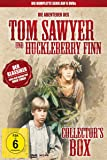 Tom Sawyer & Huckleberry Finn (Collectors Box, 6 DVDs) [Import anglais]