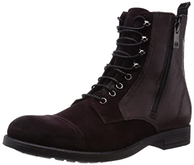 501999cc19a Diesel Men's D-Kallien Fashion Suede/Leather Boots Shoes