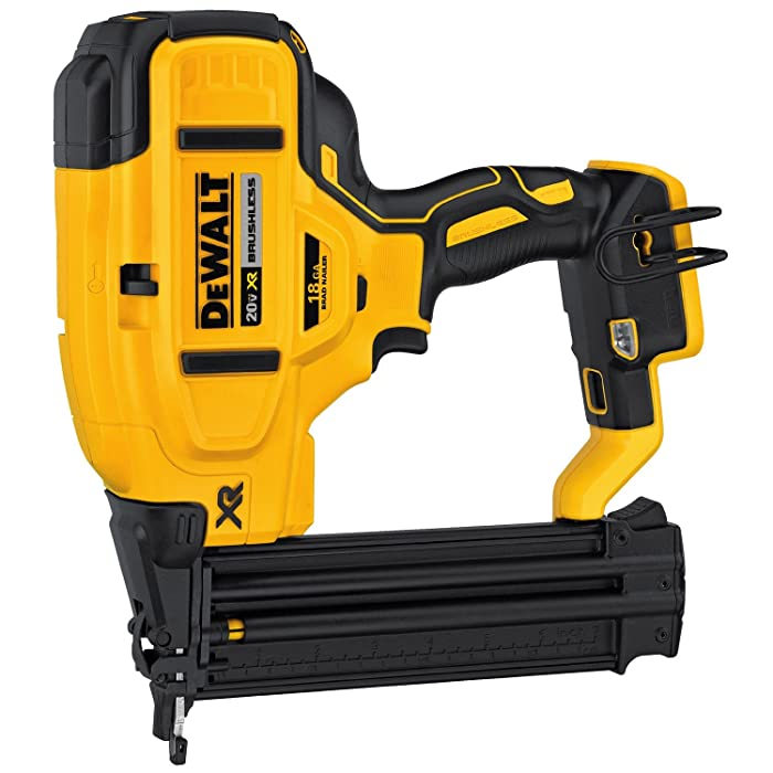 Top 10 Dewalt 20V 18 Ga Nailer