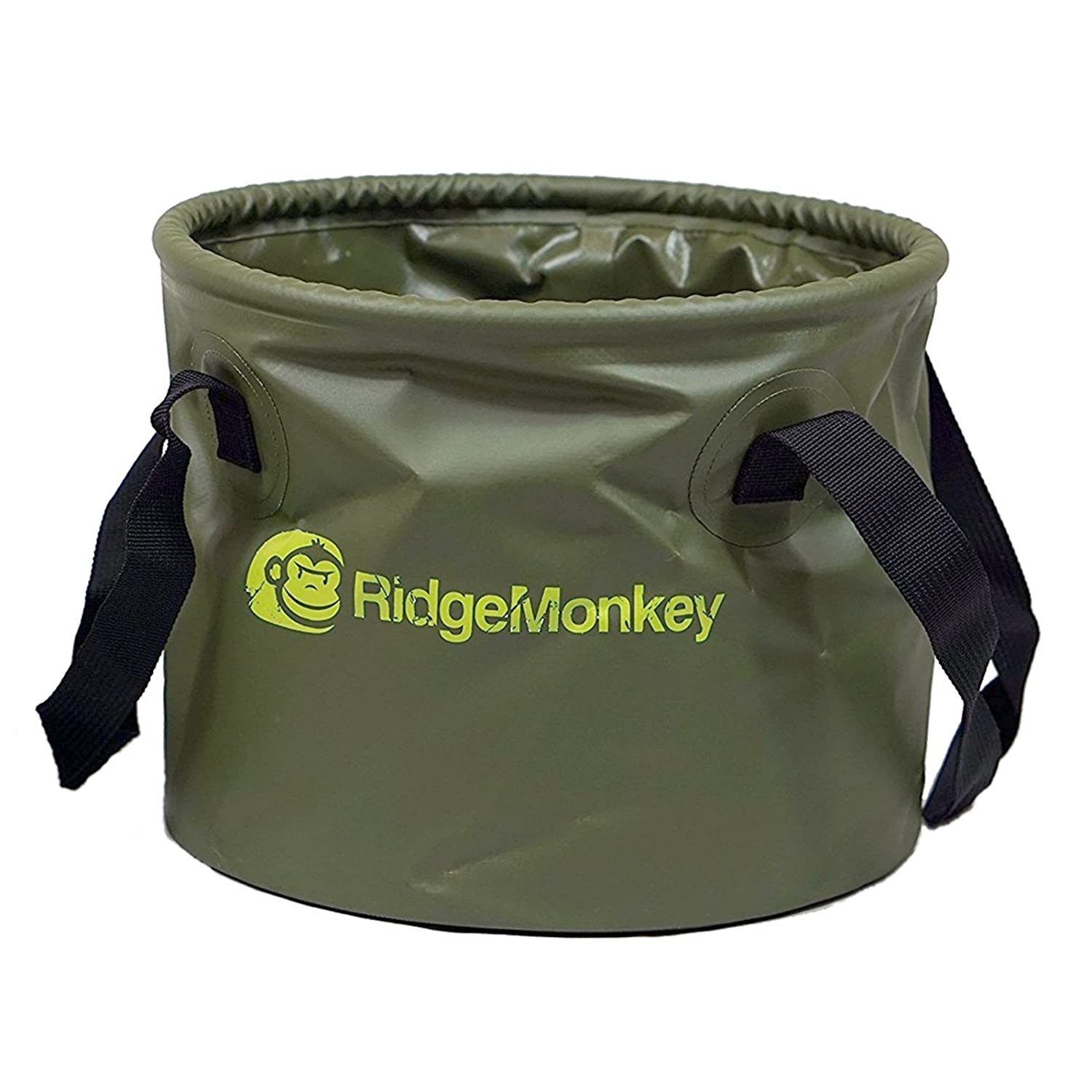 RidgeMonkey 10 Ltr Collapsible Water Bucket (a)