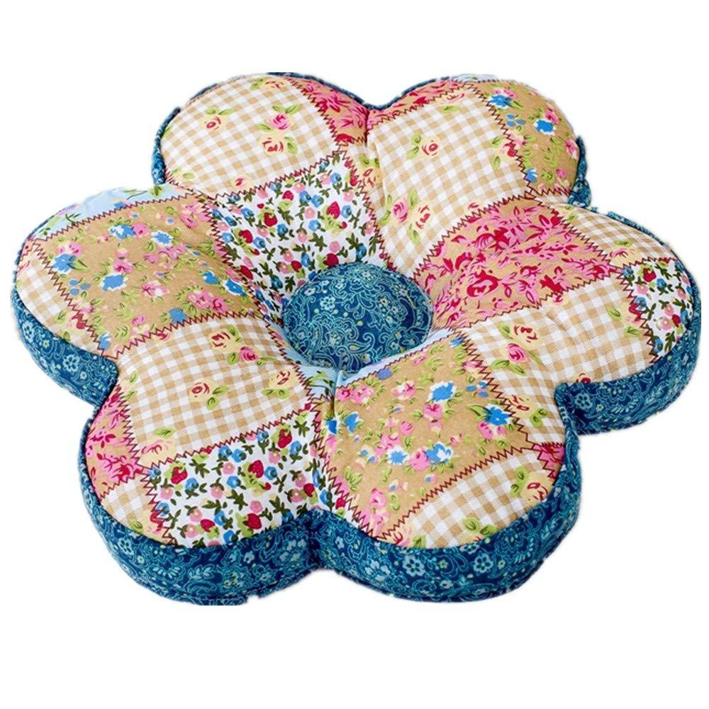 Abreeze 16''x16'' Shabby Floral Chair Cushion/Pad Seat Cushion Pillow Rose Print Cushion for Girls