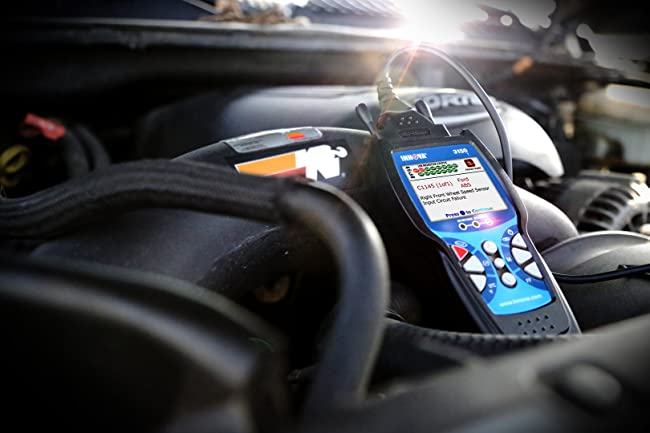 The Innova 3150f OBD II system is designed to work on a plethora of cars.