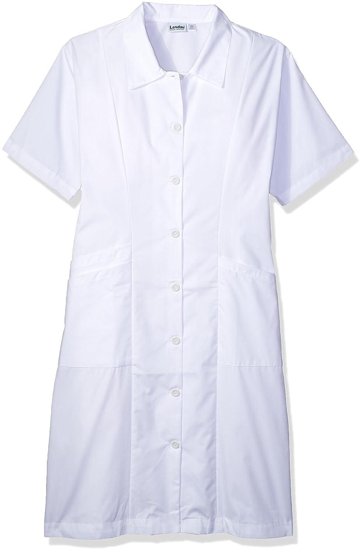 Landau Women's Short Sleeve Student Nursing Scrub Dress