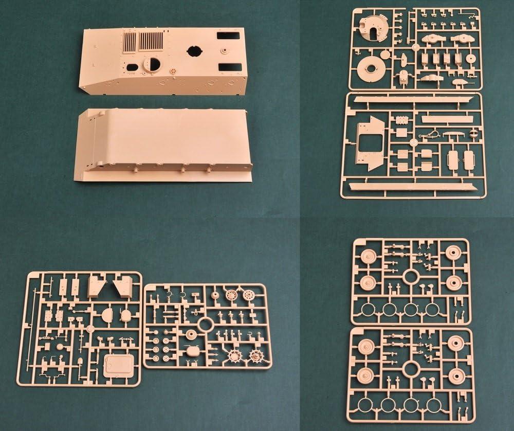 Hobby Boss 82473 Modellbausatz PLA ZBD90 AFV