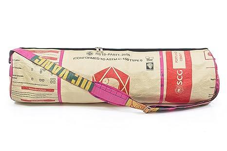 Bolsa de la estera del yoga con la correa, hecha de los ...
