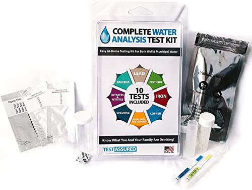 Test Assured Drinking Water Test Kit